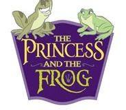 Disney Movie Club VIP Princess and the Frog Pin
