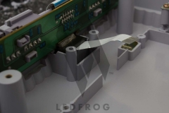 Super Nintendo controller ports