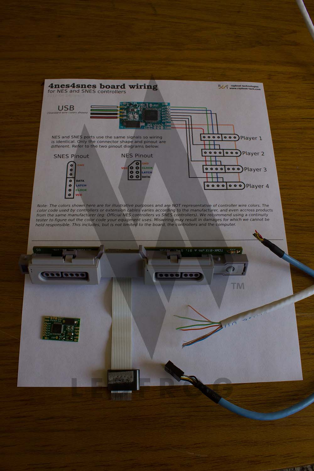 Custom Super Nintendo Pc Console Mod Controller Wiring Diagram Ports To Usb Layout