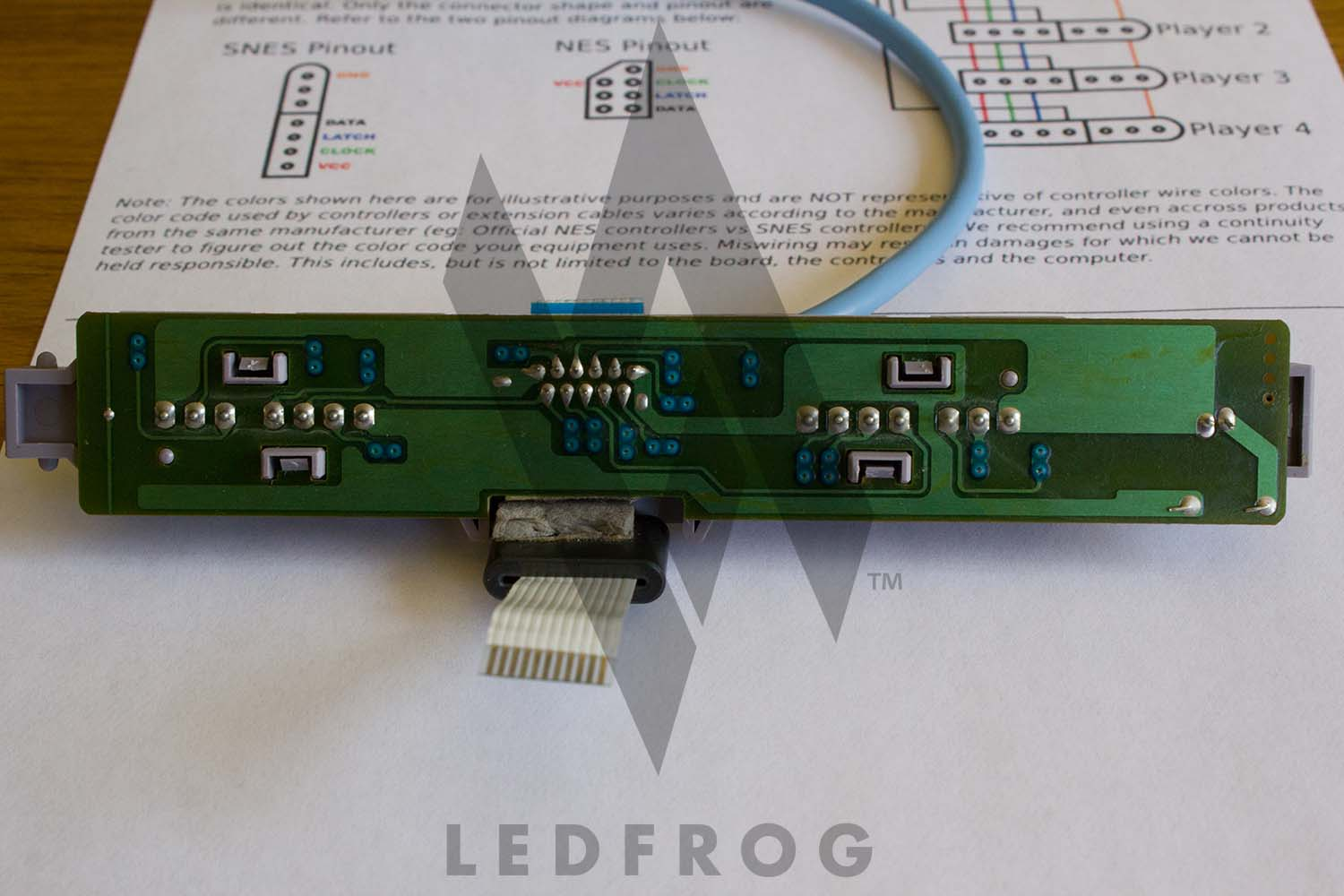 www ledfrog com/wp-content/gallery/snes-project-2/