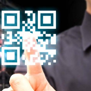 Using digital barcodes on your business cards