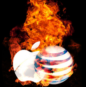 AT&T + Apple disaster