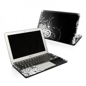 DecalGirl Radiosity Macbook Skin