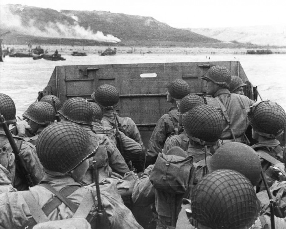 D-Day June 6th, 1944 – 67 Years in Memoriam