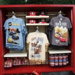California Adventure attraction merchandise