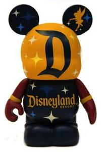 Disneyland Icons set - Vinylmation figure 4