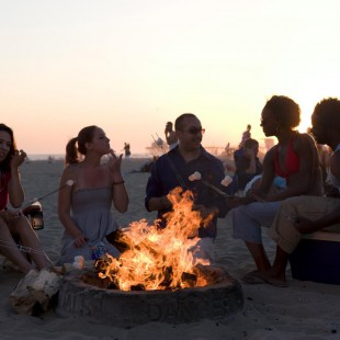California Beaches May Lose The Fire Pits – Goodbye Bonfire Weekends