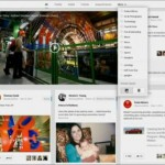 New Google Plus layout