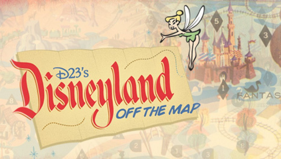 My Experience of the 'D23 Disneyland Off The Map' Tour Sweepstakes