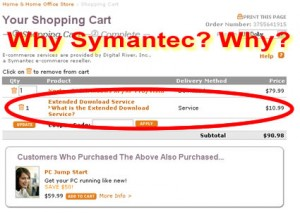 Symantec download service