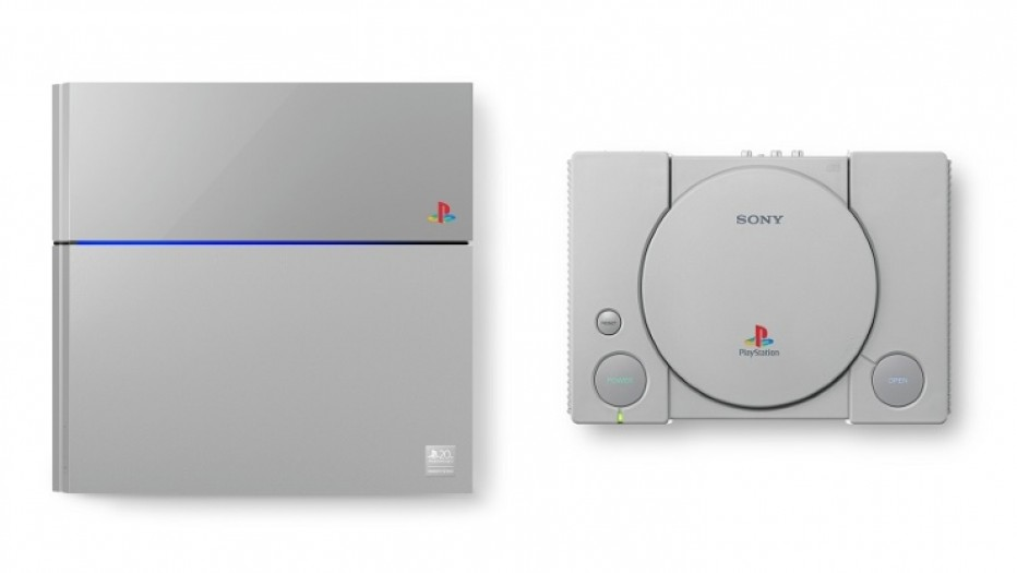 Purchasing the 20th Anniversary PlayStation 4