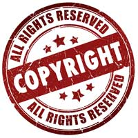 Copyright year