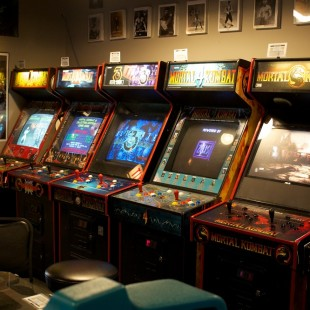 Multi Mortal Kombat Arcade – All Five MK Games in One