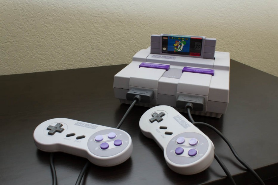 Custom Super Nintendo PC – Console Mod