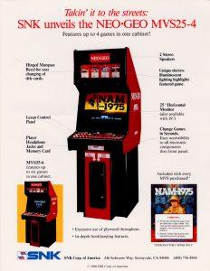 Neo Geo MVS25-4