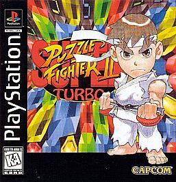 Super Puzzle Fighter II Turbo for PlayStation